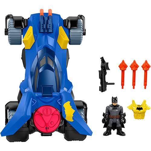 Boneco Imaginext DC Super Batmóvel DHT64 Mattel