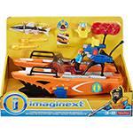 Boneco Imaginext Super Barco - Mattel