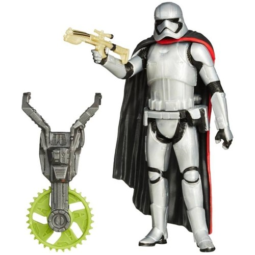 Boneco Jungle - Star Wars - Episodio VII - Captain Phasma HASBRO