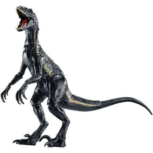 Boneco Jurassic World Dino Vilao Jura Mattel