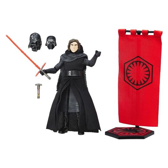 Boneco Kylo Ren Star Wars - The Black Series