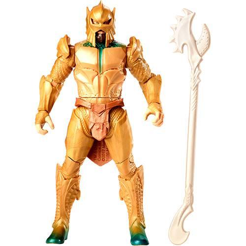 Boneco Liga da Justiça 15cm Atlantean Soldier - Mattel