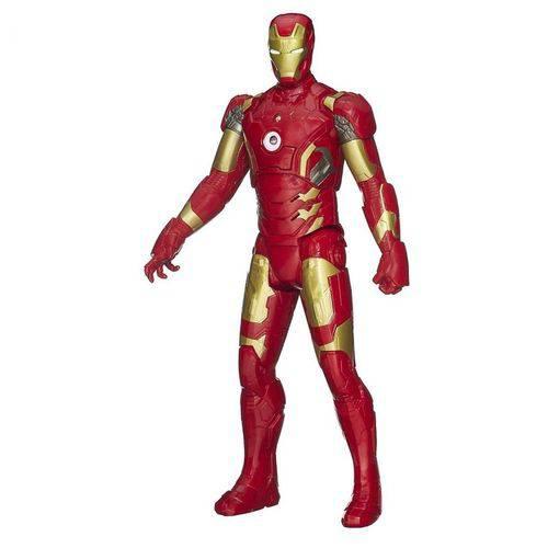 Boneco Marvel Avengers Iron Man Era de Ultron B1494 - Hasbro