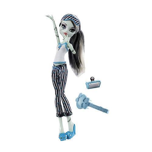 Boneco Mattel Monster High Brilha Frankie Stein Dhb57