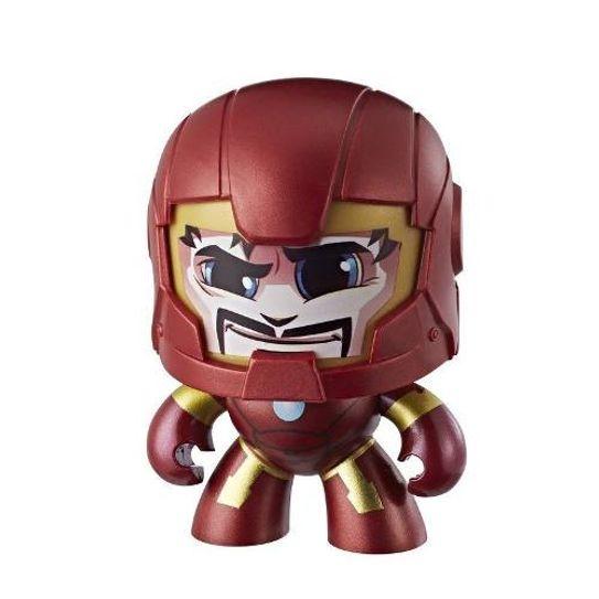 Boneco Mighty Muggs 10 Cm - Avengers - Iron Man
