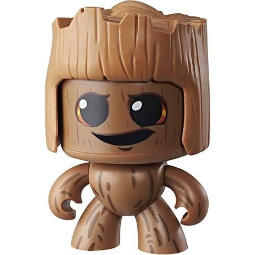 Boneco Mighty Muggs Marvel Groot - E2122/ E2166 - Hasbro