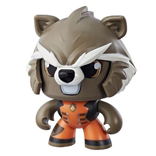 Boneco Mighty Muggs Marvel - Rocket Raccoon E2197 - HASBRO