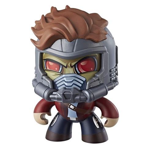 Boneco Mighty Muggs Marvel - Star-Lord E2209 - HASBRO