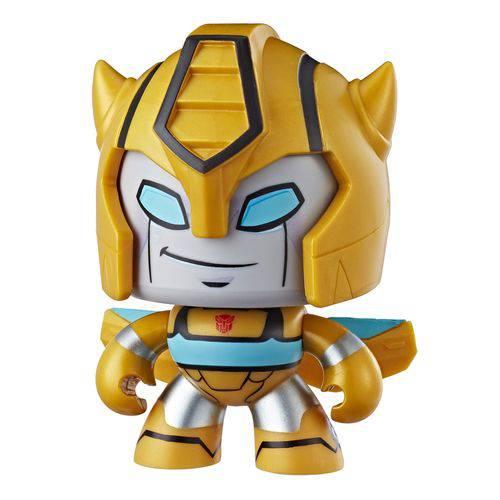 Boneco Mighty Muggs Transformers - Bumblebee E3476