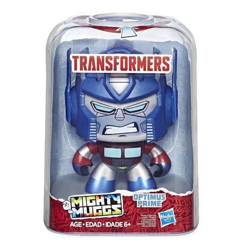 Boneco MIGHTY MUGGS Transformers Optimus Prime Hasbro E3456 13209