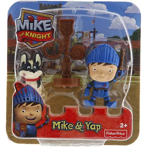 Boneco Mike o Cavaleiro Mike e Yap - Mattel