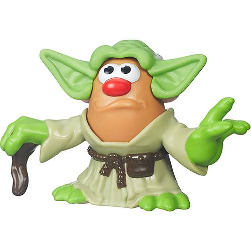 Boneco Mr. Potato Head Mashups Star Wars Yoda - Hasbro