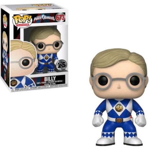 Boneco Pop Saban's Power Rangers Billy 673