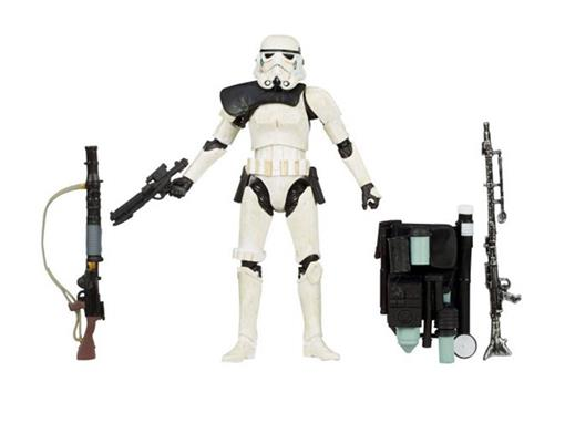 Boneco Sandtrooper - #01 - Star Wars - The Black Series - Hasbro A7982