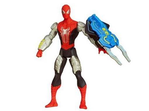 """Boneco Spider-Man Escudo Letal - Spider-Man 2 - 3.75"""" - Hasbro A5701"""
