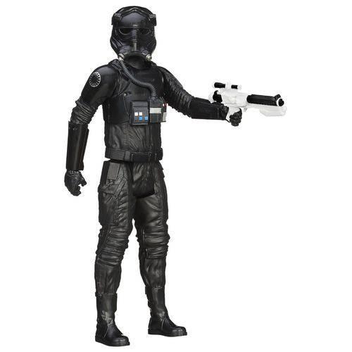 Boneco Star Wars 30cm Ep.Vii - Tie Fighter Pilot B4600
