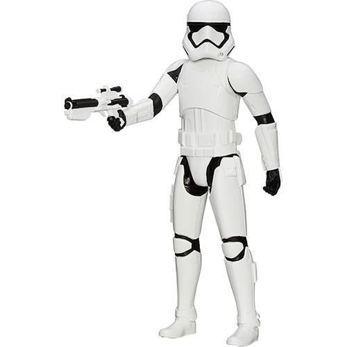 Boneco Star Wars 12 Episódio VII First Order Stormtrper - Hasbro