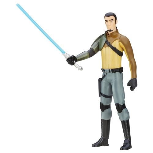 Boneco Star Wars 6 Value Episodio VII Lead Hero Battler Tan - Kana Jarrus