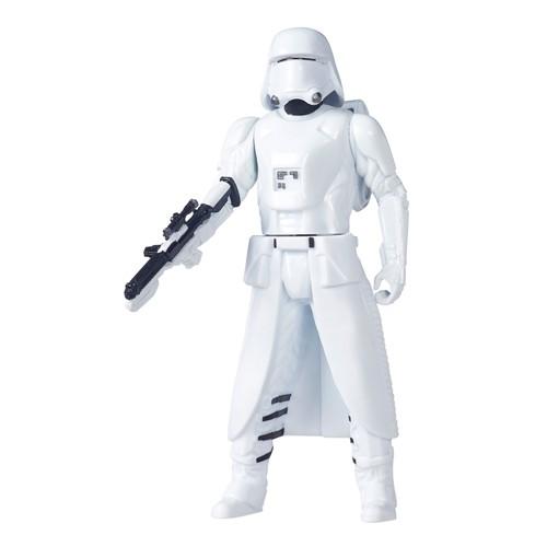 Boneco Star Wars 6 Value Episodio VII Lead Hero Battler Tan - Snowtrooper HASBRO
