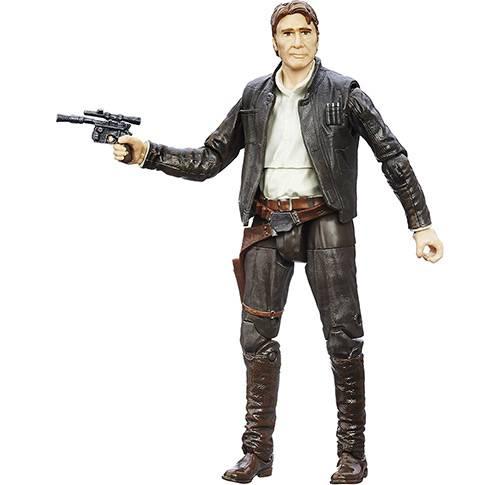 Boneco Star Wars Black Series 6 Han Solo - Hasbro