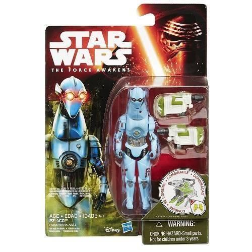 Boneco Star Wars Ep Vii Jungle Pz-4co Hasbro B3445 11384