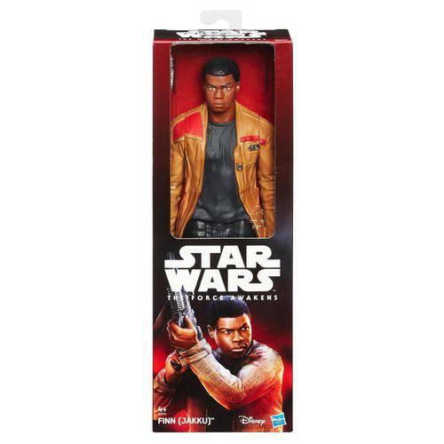 Boneco Star Wars Finn Jakku Ep. Vii - Hasbro B3910