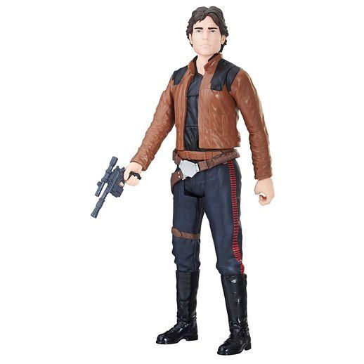 Boneco Star Wars Han Solo - Hasbro