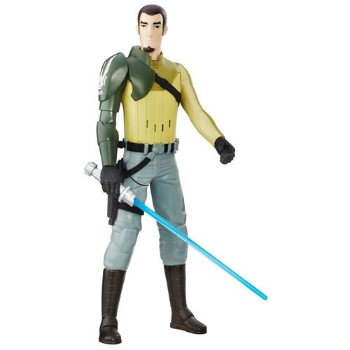 Boneco Star Wars S1 Hero Serie Eletronico - Kanan Jarrus HASBRO
