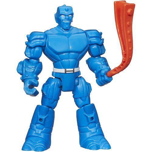 Boneco Super Hero Marvel Mashers a Bomb - Hasbro