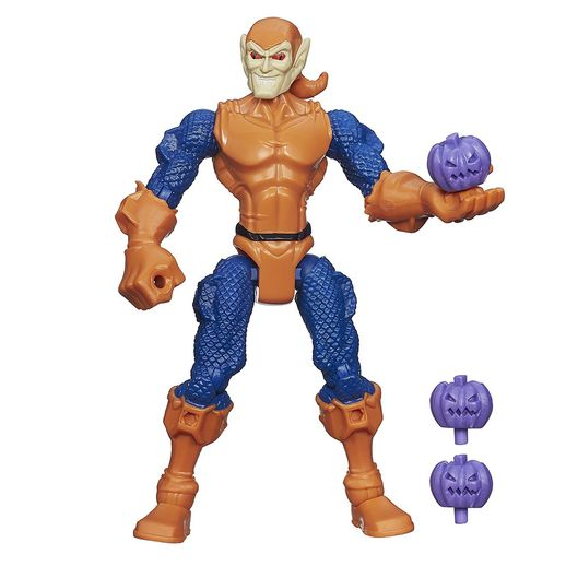 Boneco Super Hero Marvel Mashers Duende Macabro - Hasbro