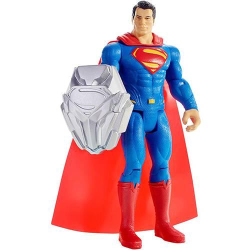 Boneco Super Homem Filme Batman Vs Superman 15cm Dnb92 - Mattel