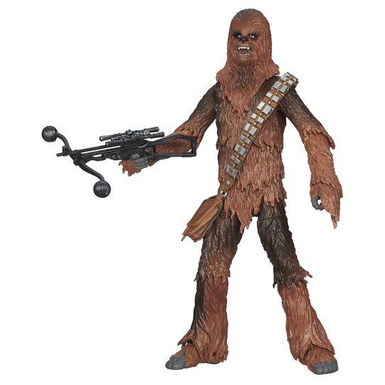 Boneco The Black Séries Star Wars - Chewbacca
