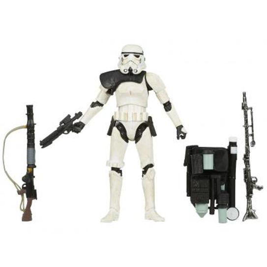 Boneco The Black Séries Star Wars - Hasbro - Sandtrooper