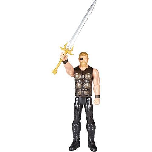 Boneco Thor - Vingadores E1424 - Hasbro