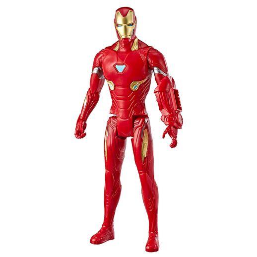 Boneco Titan Hero 2.0 Homem de Ferro - Hasbro