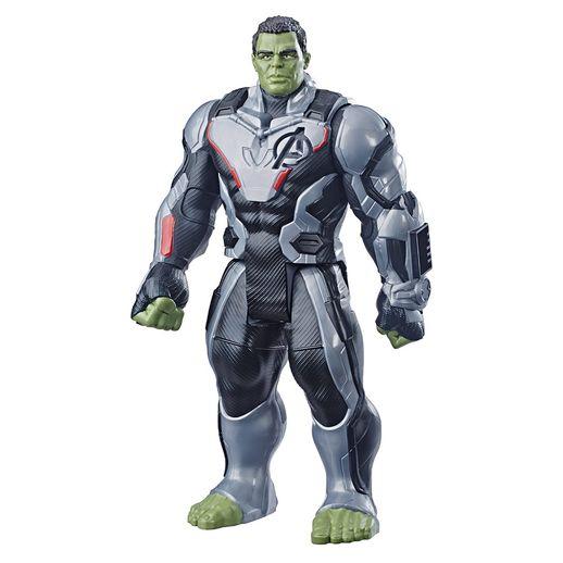 Boneco Titan Hero Marvel Deluxe 2.0 Hulk - Hasbro