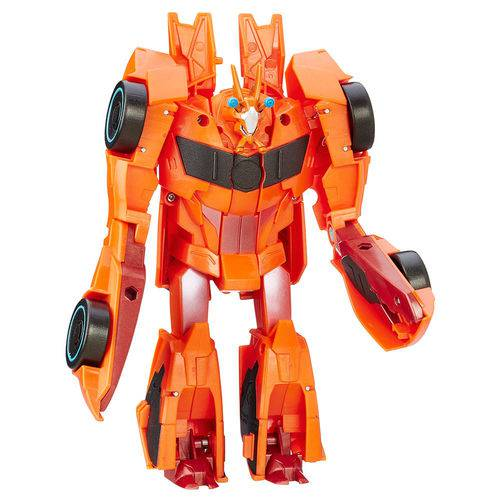 Boneco Transformers Bisk - Hasbro