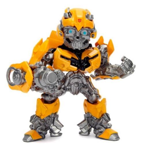 Boneco Transformers Bumblebee M408 Metals Die Cast - Jada Toys