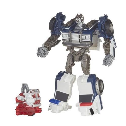 Boneco Transformers Energon Igniters Nitro Hasbro Barricade Barricade