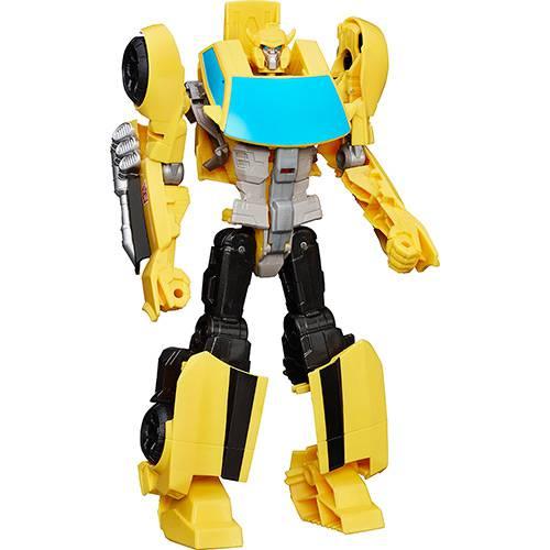 Boneco Transformers Generations Cyber 11 Bumblebee - Hasbro