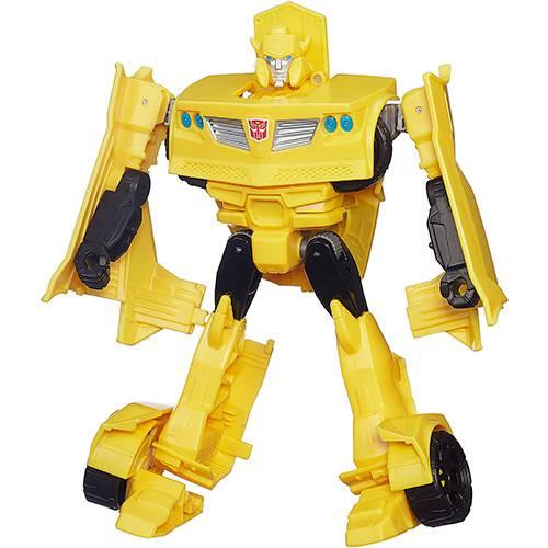 Boneco Transformers Generations Cyber 7 Bumblebee - Hasbro