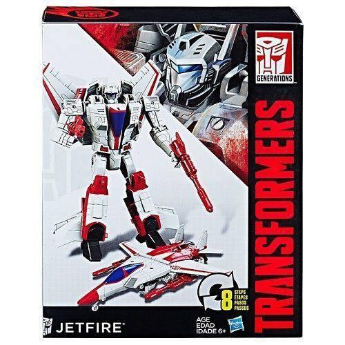 Boneco Transformers Generations CYBER 7 Jetfire Hasbro B0785 10814