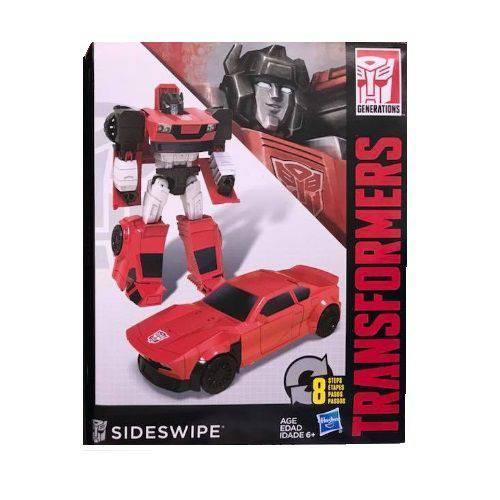 Boneco Transformers Generations CYBER 7 Sideswipe Hasbro B0785 10814