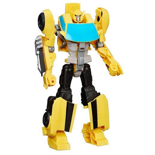 Boneco Transformers Generations Cyber Bumblebee - Hasbro