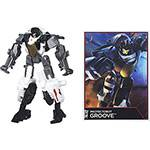 Boneco Transformers Generations Legends Protectobot Groove - Hasbro