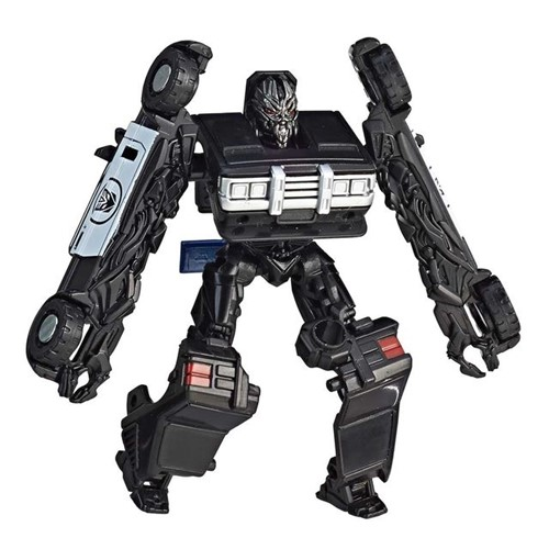 Boneco Transformers Legion Speed E0691 Hasbro Barricade Barricade
