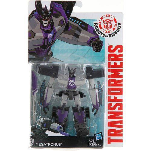 Boneco Transformers Megatronus - Hasbro B4687