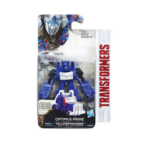 Boneco Transformers MV5 Classe Legião - Optimus Prime - Hasbro