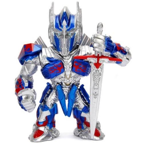 Boneco Transformers Optimus Prime M407 - Metals Die Cast - Jada