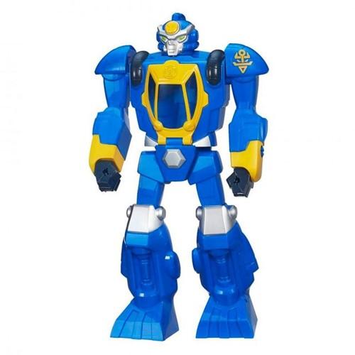 Boneco Transformers Robô Rescue Bots Hasbro High Tide High Tide